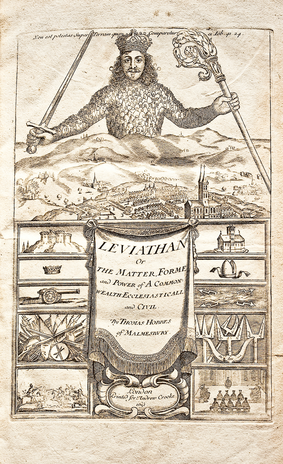 a testament on how to run a country in leviathan by thomas hobbes Thomas hobbes has 30,478 ratings and 539 reviews charissa said: not only did i disagree with hobbes' conclusions, i find his assumptions (his arguments.